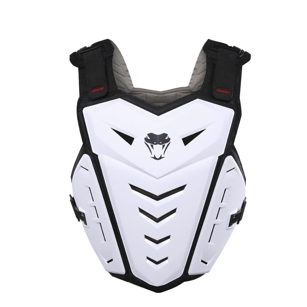HEROBIKER Motocross MX Body Armor Motorcycle Armour Moto Motorbike Vest Off Road DH MTB Dirt Bike Armor Back Chest Protector