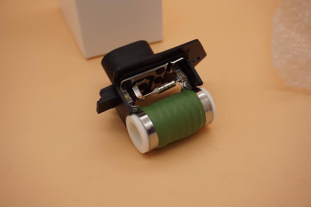 motor radiator fan resistor blower  alfa romeo mito