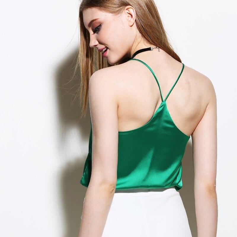 New Summer Autumn Style Imitation Silk Women Blouse Shirt -6623
