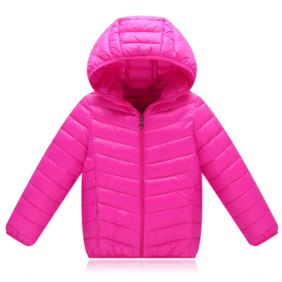 2018 Children Cotton Jackets Winter Spring Autumn Kids Clothes Down Big Boys Girls Fashion Warm Cotton Padded Jacket 10 12 Years product release in the winter 2016 the original design printing 100% cotton linen loose big yards women cotton padded clothes