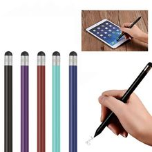 Retro Round Thin Tip Touch Screen Pen Capacitive Stylus Pen Replacement For iPad