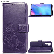 For Huawei P30 Pro Case Soft Silicone Leather Luxury Dirt-resistant Phone Bag Cover