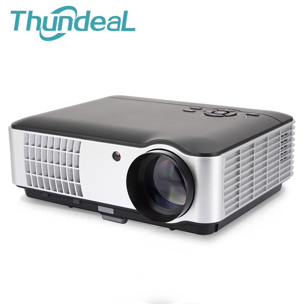 NEW RD806 2800lumen 1280 800 Projector RD 806 FULL HD LED 3D Home Theater Projectors Projektor