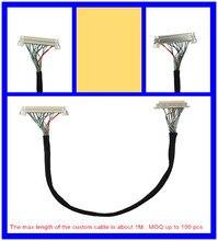 Painel LCD LVDS cable para DN2800MT/D2700MT/DH61AG MINI-ITX placa-mãe