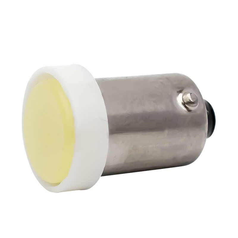 1pcs BA9S T4W 363 T11 Ceramic COB LED auto Clearance Lights car marker light parking Bulbs reading dome Lamp license plate light