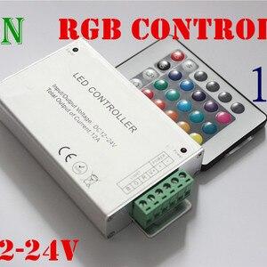 rgb IR led controller DC12~24V