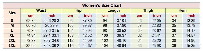 size women 790