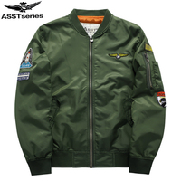 Military Jacket Men Men S MA 1 Style Army Tactical Baseball Jacket Bomber Jackets And Coats