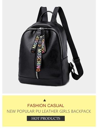 b29cf24ded65 Новинка 2019 года для женщин Сумки из искусственной кожи кошелек рюкзак  модная одежда для девочек повседневное рюкзаки двойной слои сумка на  молнииgemacar