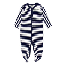 Купить с кэшбэком Baby Boy Girl Footies Pajamas Original Cotton Spring Sleepwear 1piece Pja Mother Nest Animal Christmas Coverall baby'sets