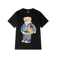 PP Bag Packing Brand Clothing Urban Graphic T Shirt Men S Body Bear Head Bandanna Sublimation
