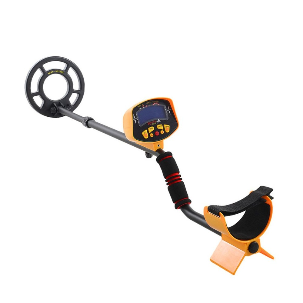 Professional Handheld LCD Display Metal Detector Gold Digger Treasure Hunter Deep UnderGround Metal Search Scanner Finder Sale high sensitivity underground metal detector professional underwater search gold digger md 4080 searching treasure hunter finder