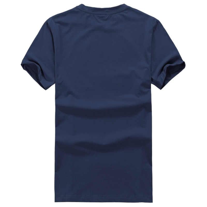 Zomer 2018 Nieuwe Nieuwe AMBIT X-Mannen Korte Sve mannen Bla T-Shirt Maat S tot 5XL Nieuwe Merk casual Kleding