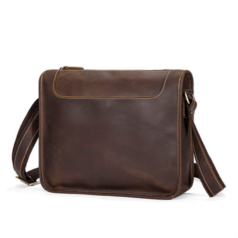 YISHEN Retro Genuine Cowhide Leather Men Shoulder Messenger Bags Solid Casual Travel Bags Business Male Crossbody Bags MLT8921 кастрюля regent inox linea promo 3 3l 20x10 5cm 94 1004