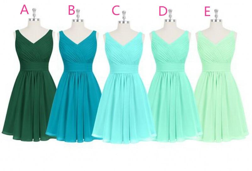 Cheap 2016 Short Party font b Dress b font for font b Wedding b font Simple
