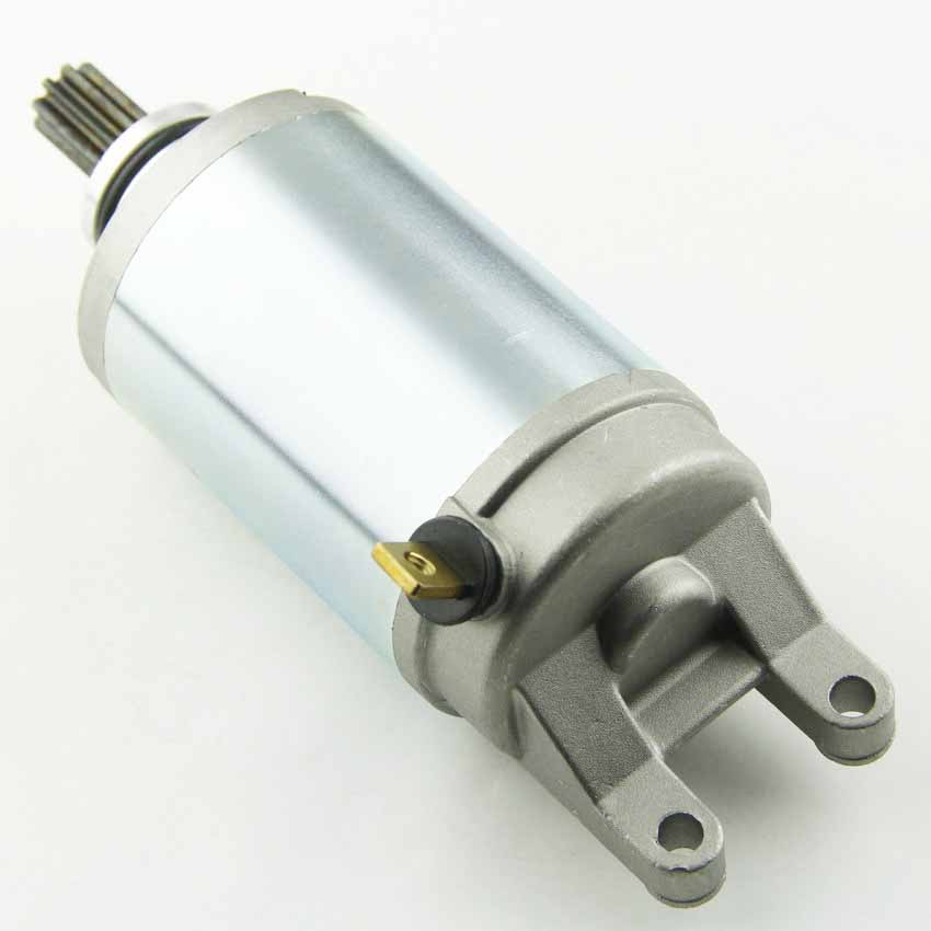 Démarreur de moteur électrique de démarreur de moto pour SUZUKI GSX250 GSX 250 à travers RCH/H (GJ72A) démarreur électrique
