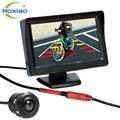 2016 câmera de visão Traseira Do Carro Dedicado 4.3 polegadas tela HD Invertendo câmera de vídeo de Câmeras de Visão Traseira do carro mini Frete grátis