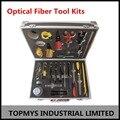 Волоконно-Оптический Набор Инструментов, Универсальный Волоконно-Оптических Прекращение Tool Kit Для FTTH, TM-OTK2