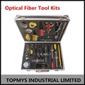 Fibra Óptica Kit de Ferramentas, Kit de Ferramentas De Terminação De Fibra Óptica Para FTTH Universal, TM-OTK2