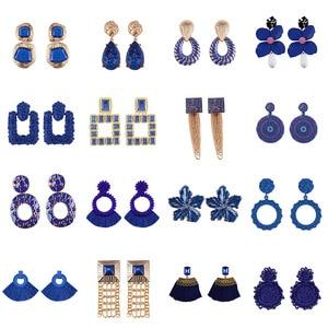 Miwens, 2019, Za, Новое поступление, 32 дизайна, темно-синие, модные, Прямая поставка, высокое качество, винтажные, панк, Заводские ювелирные изделия, ...