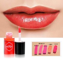 Mixiu Multipurpose Lip Tint Dyeing Liquid Lipgloss & Blusher Waterproof Beauty Lips Makeup TF