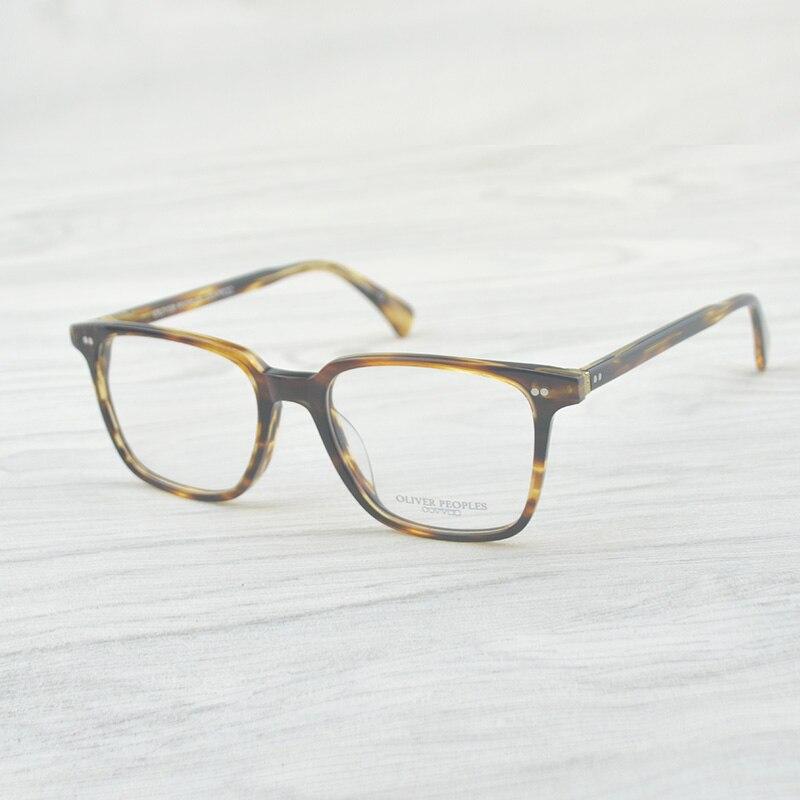 37d6449ccc Unisex Retro Big Transparent Clear Glasses Reading Spectacles Frame OV5316  Designer Eyeglass Eyewear Frame Myopia Eye Glasses