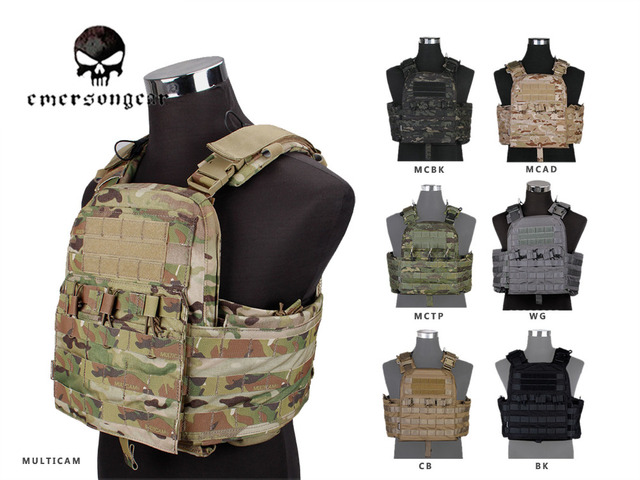 In Cpc Molle Multicam Style From Cp Airsoft Us163 Gear Black Tactical Combat Vests Hunting 95emersongear Brown Em7400 Game Vest WH9bEYe2ID