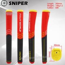 Снайперский клюшка для гольфа, резиновая рукоятка для пистолета, контур для игры в гольф, клюшка для гольфа,, большое количество, скидка