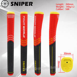 Putter-Grip Club Pistol Golf Sniper Large Quantity Rubber Contour New Swept-The-World
