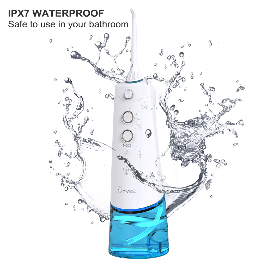 hight resolution of electric oral irrigator for the oral cavity irrigator for teeth cleaner usb rechargeable cordless portable detal water flosser in oral irrigators from home