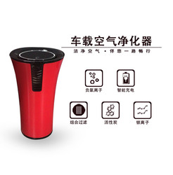 Vehicle Air Purifier Negative Ion Removing Formaldehyde Disinfectant and Deodorant Air Purifier