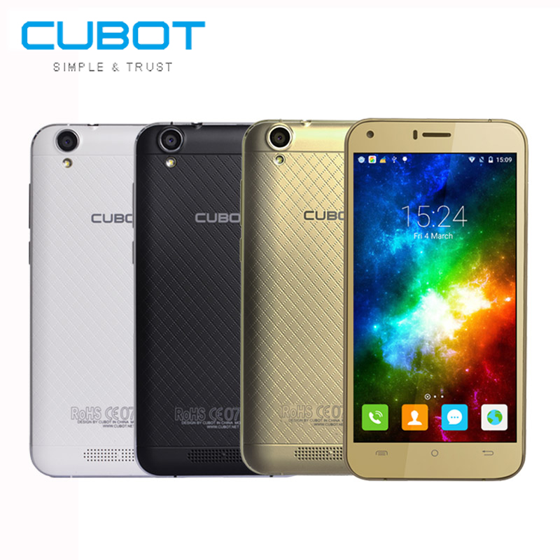 Cubut Manito Mobile Phone Android 6 0 MTK6737 Quad Core 16GB ROM 3GB RAM Smatphone 13MP