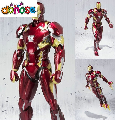 Bürgerkrieg Iron Man Marke 46 S.H.Figuarts