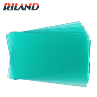 RILAND 114*69MM Protective Plastic Cover Plate PC Solar Auto Darkening Welding X501