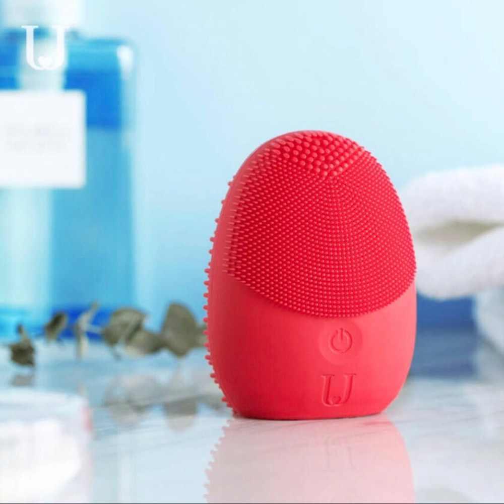 NUEVO INSTRUMENTO DE LIMPIEZA Xiaomi JORDAN & JUDY, Limpieza Profunda, instrumento Facial sónico, limpia la piel del rostro, masajeador para tratamiento Mijia Home