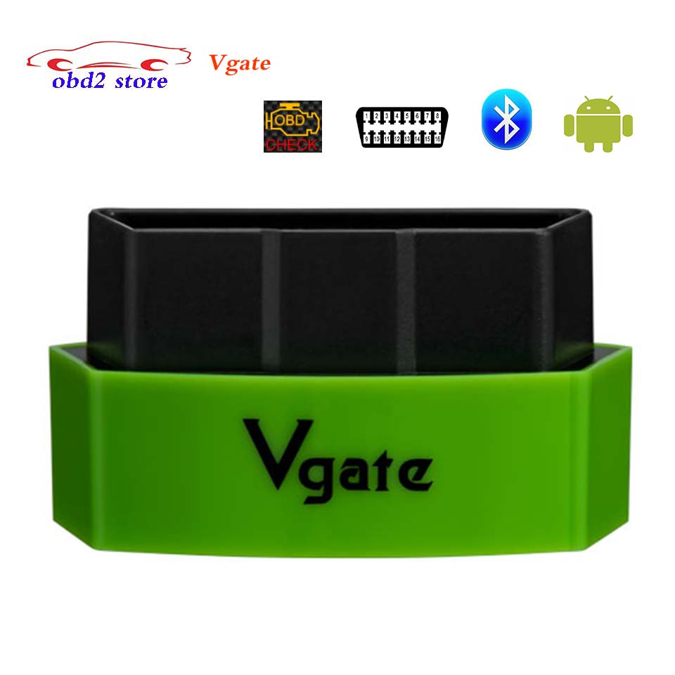 Vgate iCar3 Bluetooth ELM327 Obd2 Voiture De Diagnostic Scanner iCar 3 Elm 327 v2.1 Prend En Charge Tous Obd 2 Lecteur de Code De Diagnostic outil