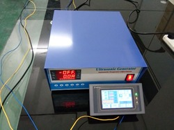 4000W RS485 Network Ultrasonic cleaning Generator,CE and FCC