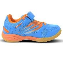 6696921f6 Sapatas de tênis de mesa Tibhar Original Crianças Anti slip wearable e  respirável meninos sapatos treinamento