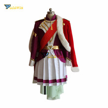Shoujo Kageki Revue Starlight Kaoruko Hanayagi Cosplay Costume Dress Custom Made