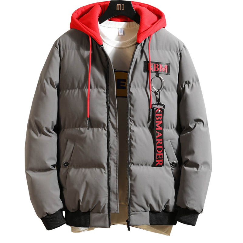 Winter Jacket Men Warm plus Size Coat new Thicken Hooded Quality hooded   Parka   Windproof Overcoat puffer jacket thick coat