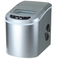 Smad Premium Compact 110V Sphere Ice Maker Machine For Commercial Home Use Energy Efficient Cube 26