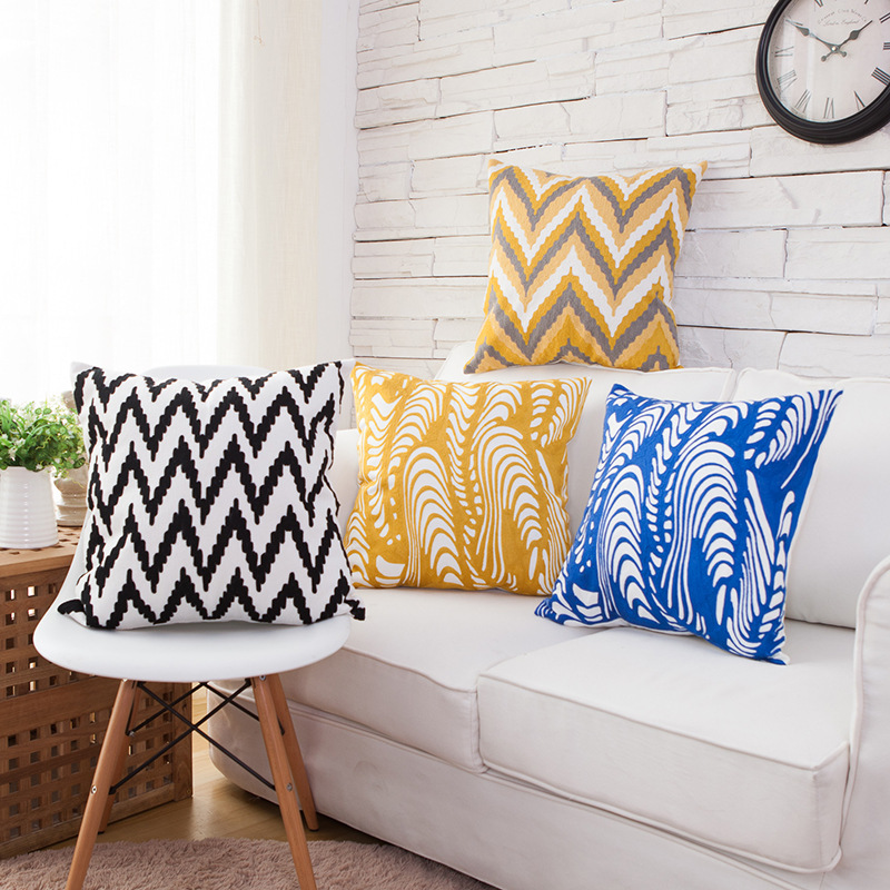 Simple Pillow Cover Banana