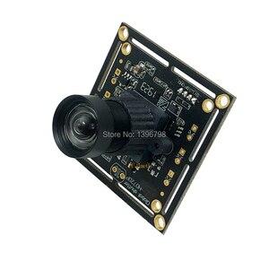 Image 2 - 720P 120FPS MJPEG Módulo de cámara USB sin distorsión obturador Global monocromo de alta velocidad OTG UVC Linux cámara de vigilancia CCTV
