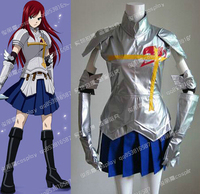 2016 Fairy Tail Erza Scarlet Cosplay Armor for Sale
