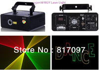 Wholesale 150mW RGY Tri Color Show Laser Animated Laser Light Scanner 10KPPS 100mW Red 650nm 50mW