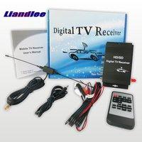 Liandlee Model M 488X Car Digital TV ATSC Receiver D TV Mobile HD TV Turner For Dominican, El Salvador, Honduras, Puerto Rico
