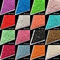 1000 Pçs/saco ss6, atacado 20 cor doce de geléia cor sólida 2mm 14 facetas de resina base plana 3D strass cristais J01 ~ J20