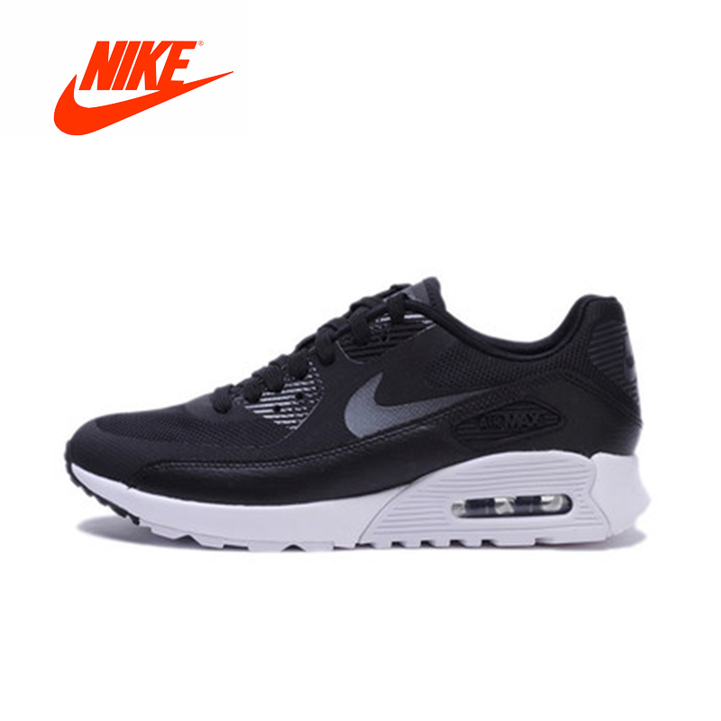 Original New Arrival Authentic NIKE AIR MAX90 ULTRA2.0 Women's Running Shoes Sneakers Sport Outdoor Good Quality 881106-002 комплект ifo delta 21 инсталляция унитаз ifo special безободковый с сиденьем микролифт 458 124 21 1 1002