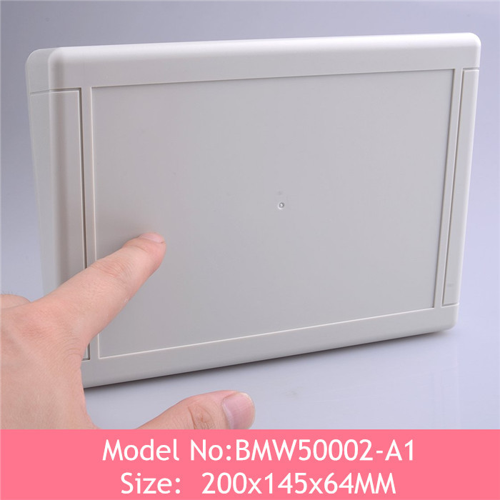 plastic box electronics wall mount abs enclosure junction Plastic Control Electronics 200*145*64mm