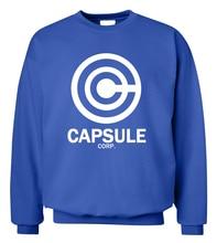 Dragon Ball Z  CAPSULE CORP. Sweatshirts
